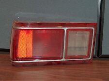 1973 1974 AMC Hornet Left Side Tail Light Lens, Made in USA, New Old Stock