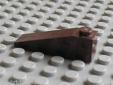 LEGO pirates castle DkBrown Slope Brick ref 60477 / Sets 10210 7040 7048 10236