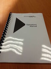 NINTENDO DSi XL FULL PRINTED USER MANUAL GUIDE INSTRUCTIONS 56 PAGES A5