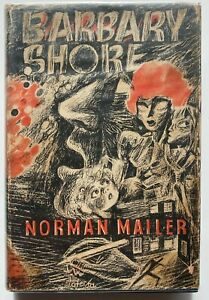 1952 Barbary Shore by Norman Mailer 1st UK Edition, FREE post AUST