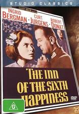 The Inn of the Sixth Happiness (Studio Classics)  - DVD - NEW Region 4