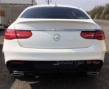 Mercedes GLE  C292 Coupe Spoiler Heckspoiler Lippe AMG  Hecklippe 63 S