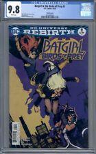 Batgirl and the Birds of Prey #1  Shirahama Variant  Huntress 1st Print  CGC 9.8