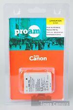 2x ProAm PA-NB10L NB-10L Battery Fr Canon PowerShot G1X G3X G16 G15 SX60 50 40HS