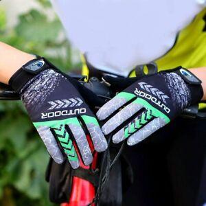 Sport Cycling Gloves High Resistance MTB Bike Gloves Mountain Bike For Men Women