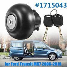 SUNDELY/® Locking Fuel Cap Petrol Two Keys For Ford Transit MK7 2006-2018 1715043