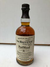 The Balvenie Whisky Portwood 21 year - older version no box  - 40%  70cl