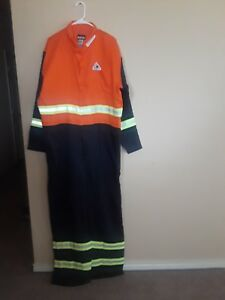 BULWART COVERALL EXCEL FLAME RESISTANT