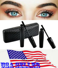 YOUNIQUE MOODSTRUCK 3D Fiber Lash Mascara Sealed Black transplanting gel & fiber