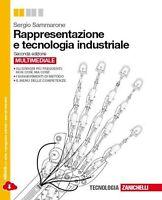 rappresentazione e tecnologia industriale, zanichelli, sammarone 9788808435033
