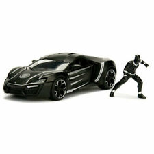 Black Panther With Lykan Hypersport Hollywood Rides Jada Toys 1 24