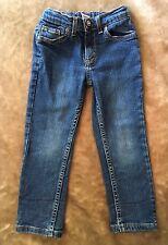 Sonoma Jeans girls size 4T skinny Blue  straight legs