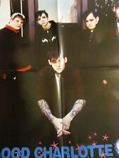 Good Charlotte, Dylan and Cole Sprouse, Double Four Page Foldout Poster