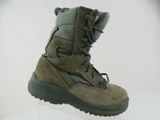 BELLEVILLE 610ZST Steel-Toe Green Sz 5 R Kids Tactical Militart Boots