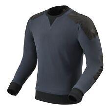 Revit Whitby D.Navy Gr. XXL Motorradshirt Pullover zum Motorradfahren blau
