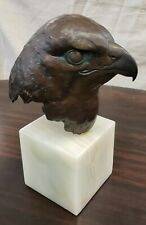 Bronze Red-Tailed Hawk Signed Limited Edition by Robert Bateman * No. 107 of 250