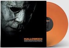 Halloween (Vinyl LP, 2018) • NEW • PUMPKIN Colored, Soundtrack, John Carpenter