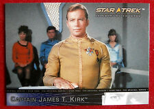 STAR TREK 40 - Celebrating 40 Years - Complete Base Set, 90 cards, Rittenhouse