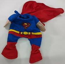 Rubie's Justice League Superman Dog Pet Costume with Cape Size XS