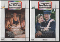 Dvd Série - Feuilleton Les Maitres Du Pain - L'intégrale Atlas