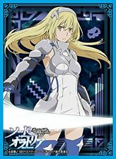 DanMachi Sword Oratoria  Ais Wallenstein Card Game Character Sleeveы MT355 Anime
