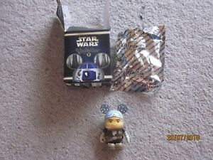 Disney VINYLMATION STAR WARS SERIES 4 Hans Solo Hoth -The Empire Strikes Back