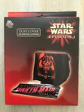 Star Wars Episode 1 Darth Maul Dust Cover for Monitor and Keyboard Very Rare New