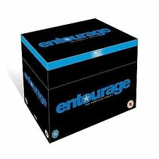 Entourage - Complete Season 1-8 [Blu-ray] New UNSEALED MINOR BOX WEAR