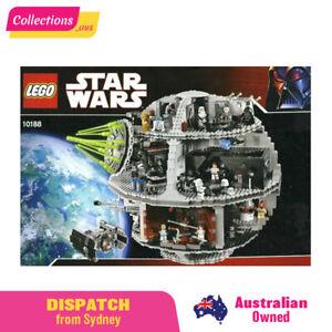 GENUINE LEGO Star Wars - Death Star - 10188 - Fast FREE Shipping from Sydney !!