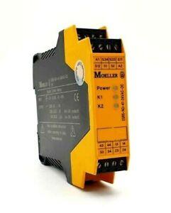 Moeller ESR5-NO-41-24VAC-DC Safety Relais 24V AC/Dc