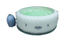 Bestway Pool Lay-Z-Spa 4-6 Person Inflatable Portable Hot Tub - 54148