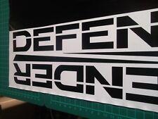 Land Rover  Defender.. Door.. Decal.. sticker .....x4