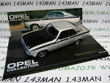 OPE36 voiture 1/43 IXO eagle moss OPEL collection : MANTA A GT/E 1974/1975
