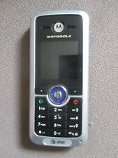Motorola C168i Silver (AT&T) Cellular Phone and more - used