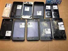 11x Apple iPod nano touch Mini Posten aus Kundenretouren als DEFEKT / Ersatzeil