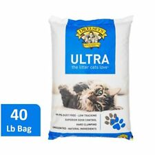 New listing Dr. Elsey's Precious Cat Ultra Unscented Clumping Clay Cat Litter, 40lb Bag