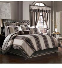 J. Queen New York Bennington One Euro Pillow Sham in Platinum