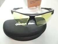 Battle Vision NIGHT VISION Glasses by ATOMIC BEAM, 1 PAIR with 1 HARD SHELL CASE