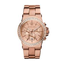 NUOVA linea donna Michael Kors MK5412 DYLAN Cronografo Designer Watch-UK Venditore