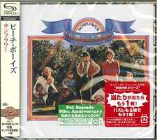 BEACH BOYS-SUNFLOWER-JAPAN SHM-CD D50