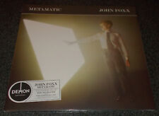 John Foxx Metamatic RSD 2014 LP Vinyl 33rpm Record