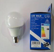 (TEN PC PACK) Warranty 10 Watt LED Bulb - White Light (6000K)