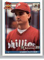 1991 Topps MLB Baseball Desert Shield Cards Pick From List 1-200