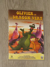 DVD OLIVIER et le DRAGON VERT
