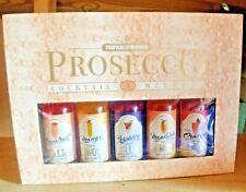 Prosecco cocktail Mélangeurs (5 mini bouteilles)