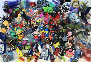 Vintage-Now Happy Meal Toy Lot 12+ lbs Fast Food Premiums McDonald's Burger King
