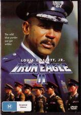 Iron Eagle II 2 DVD New and Sealed Australia All Regions