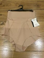 Calvin Klein Sculped Shapewear High Waisted Brief Size L