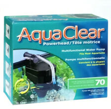 Aqua Clear Powerhead Multifunctional Water Pump 40-70 US Gal. Aquariums NIB