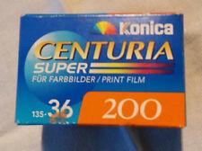 3x 24//36 135  Film KONICA CENTURIA ISO 400 24 IMAGES  2005